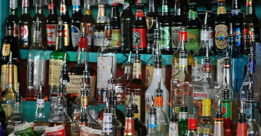 Liquor bottles | Pixabay