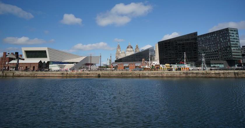 Liverpool Docks | © Andrew Smith / Flickr