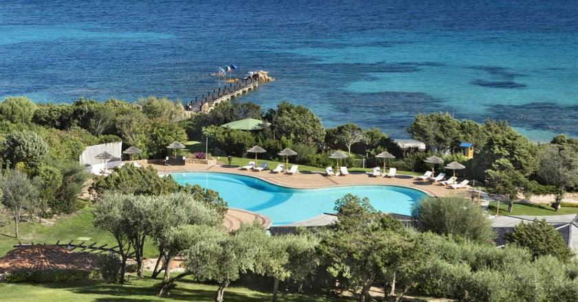 Hotel Romazzino, a Luxury Collection Hotel, Costa Smeralda/Courtesy Starwood Properties
