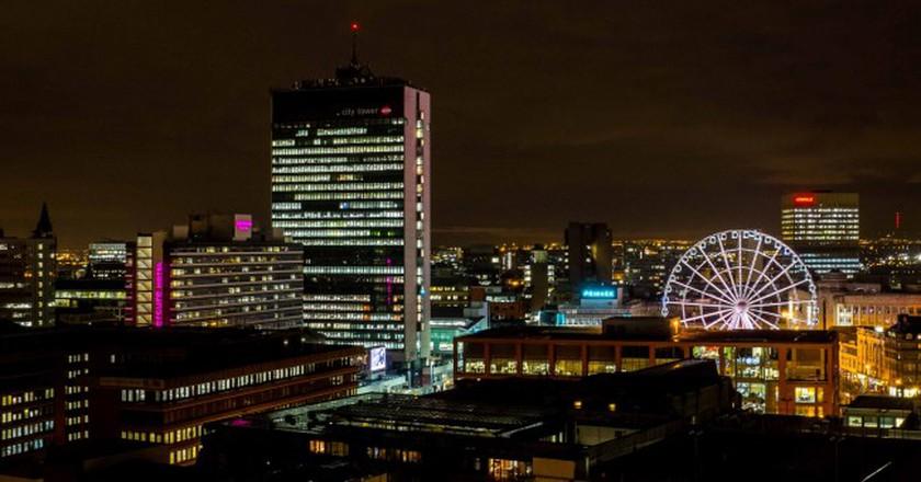 Manchester views ( www.tecmark.co.uk) | © Richard Heyes / Flickr