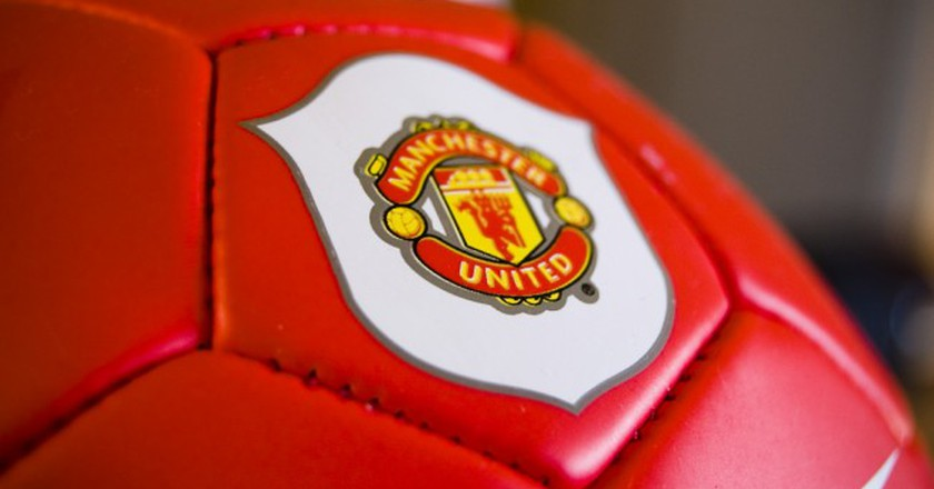 Manchester United | © O.Taillon / Flickr