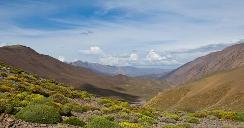 M'Goun, Morocco   © Ryan Kilpatrick / Flickr