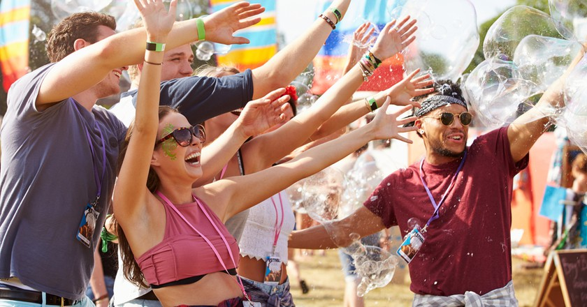 Glastonbury will be taking a break after this year's festival | © Monkey Business Images/Shutterstock