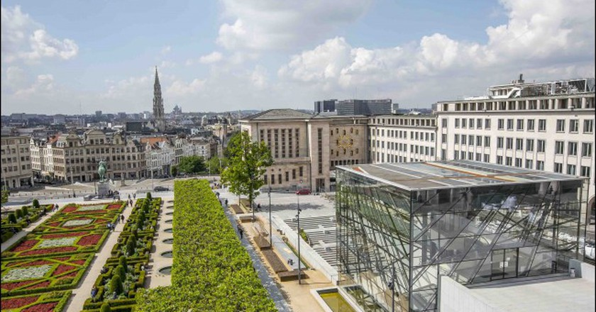 Brussels | Courtesy of visitbrussels.be