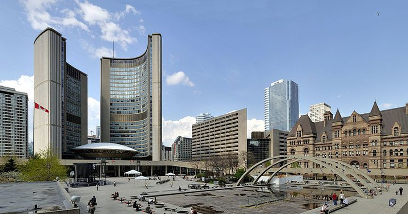 Nathan Phillips Square  | © Taxiarchos228 / WikiCommons