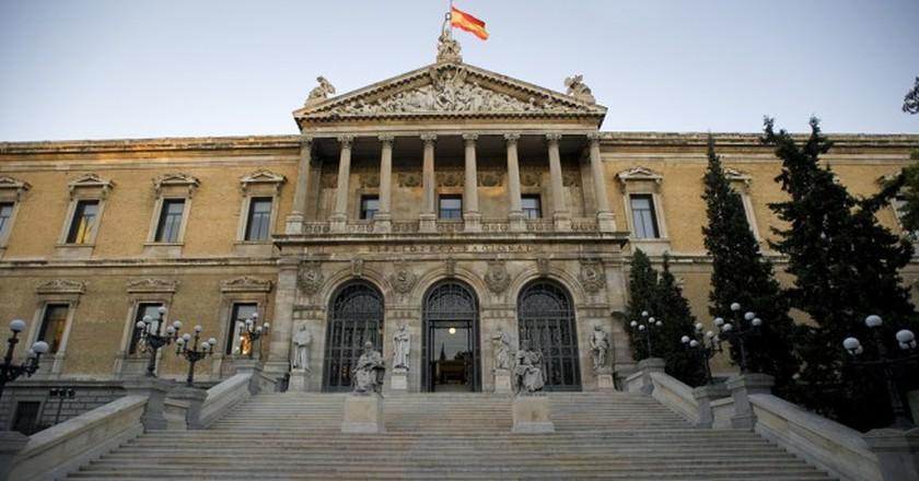 Madrid's Biblioteca Nacional   | © Biblioteca Nacional de España