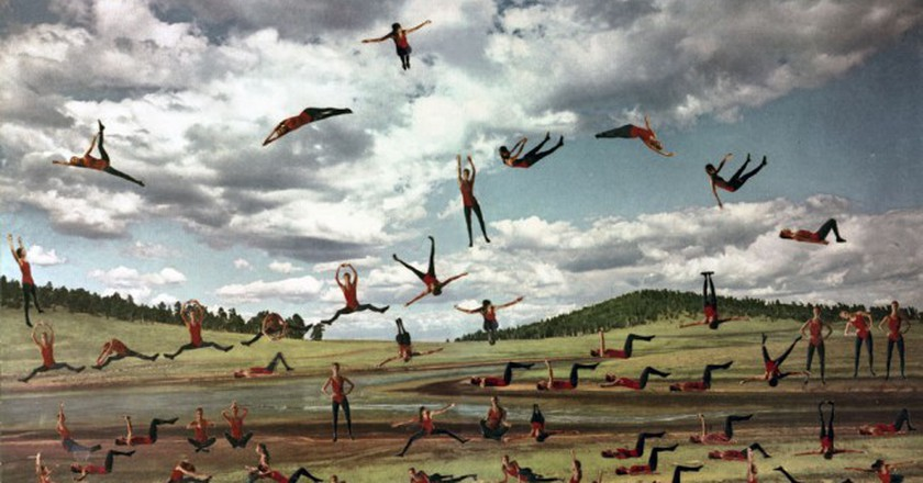 Nature Girls (Jumping Jane) | © Martha Rosler, Mitchell-Inns & Nash
