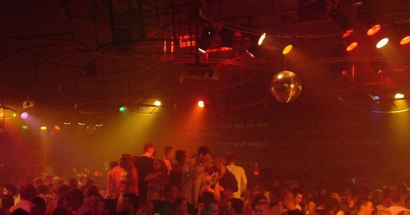 Nightclub © Sax/Flickr