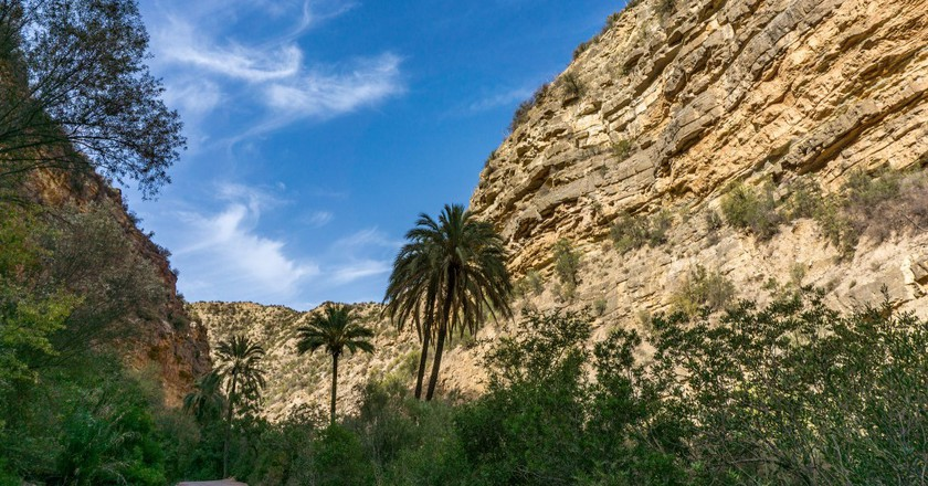 Morocco's Paradise Valley | © Richard August / Flickr