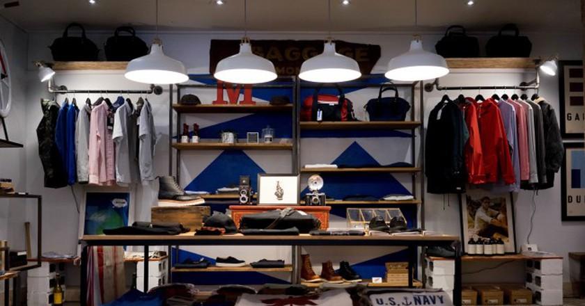 menswear boutique   CC0 License/ Unsplash