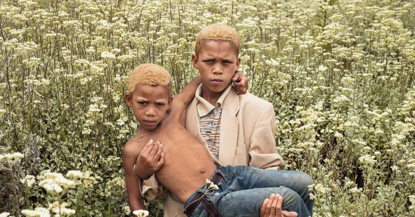 Pieter Hugo, Portrait from the series 1994 (2016)   © The Rijksmuseum, Amsterdam   Part of Good Hope. South Africa and The Netherlands from 1600