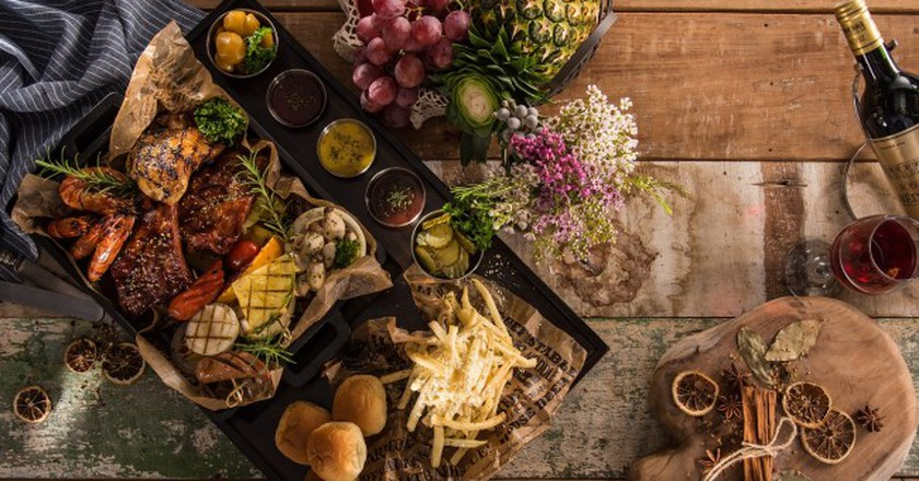 The Top 10 Restaurants in Morro de São Paulo   © buffetcrush / Pixabay