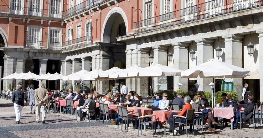The Plaza Mayor in Madrid   © Madrid Destino Cultura Turismo y Negocio