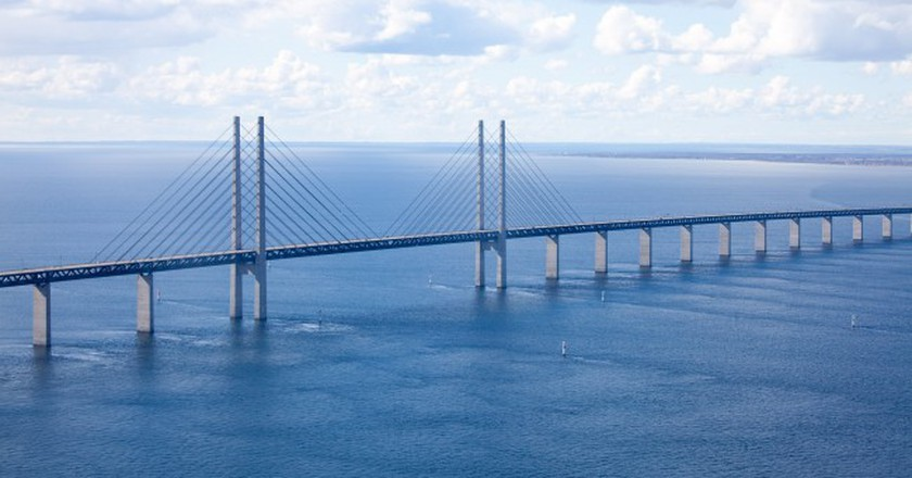 Øresund Bridge | © Daniel 4021 / Good Free Photos