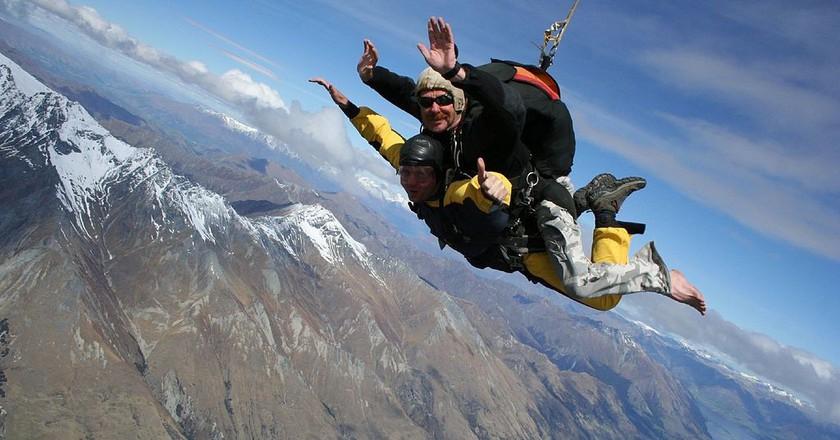 8 Reasons Queenstown is Perfect for Adrenaline Seekers