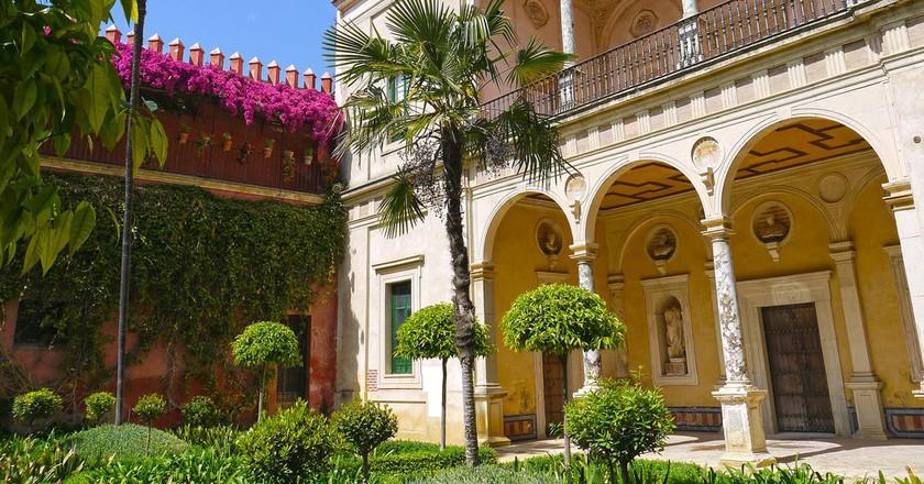 Casa de Pilatos, Seville | © kkmarais / Flickr