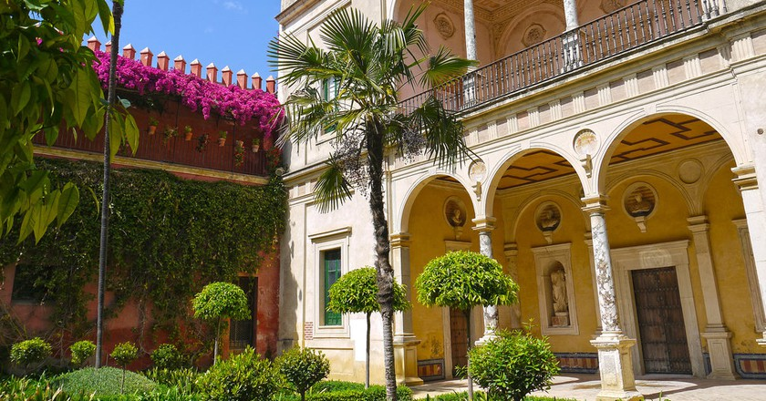Casa de Pilatos, Seville   © kkmarais / Flickr