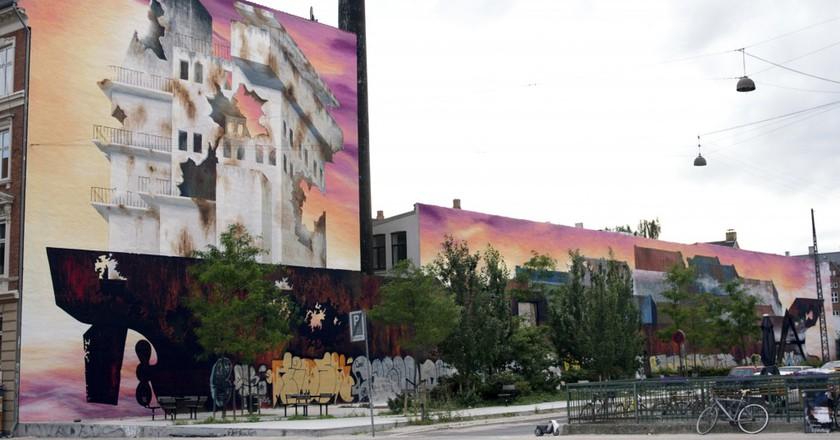 Mural Vessel Simon Hjermind Jensen  Anders Schmidt, Theis Wendt and Silas Inoue | © Theis Wendt
