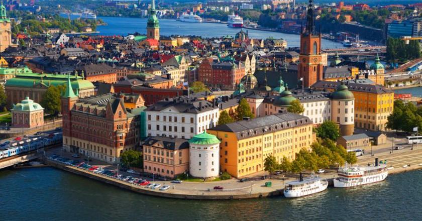 Gamla Stan, Stockholm | © Scanrail1 / Shutterstock