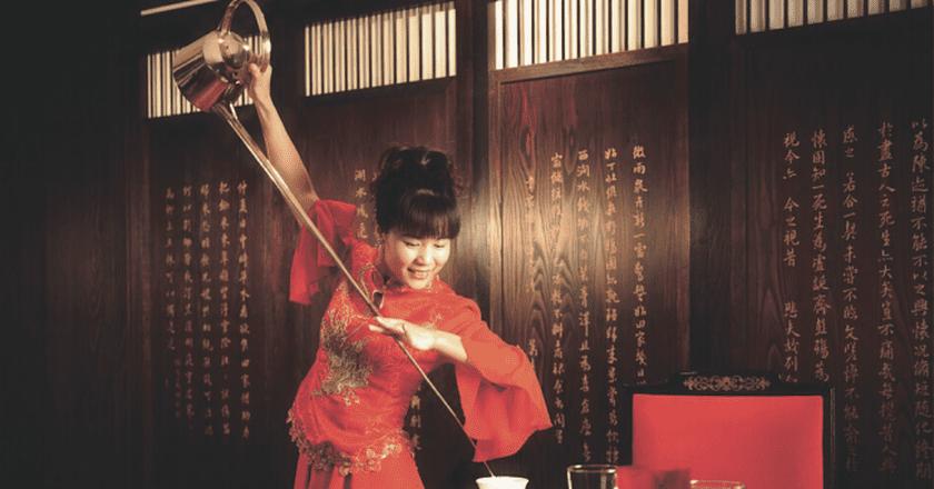 Chinese Tea Ceremony at China Mood | © Al Bustan Palace, A Ritz-Carlton Hotel