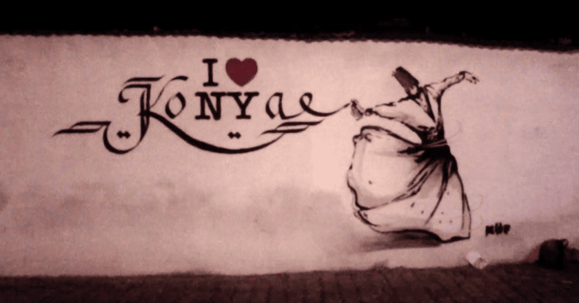 'I Love Konya' Project/Screenshot from Vimeo
