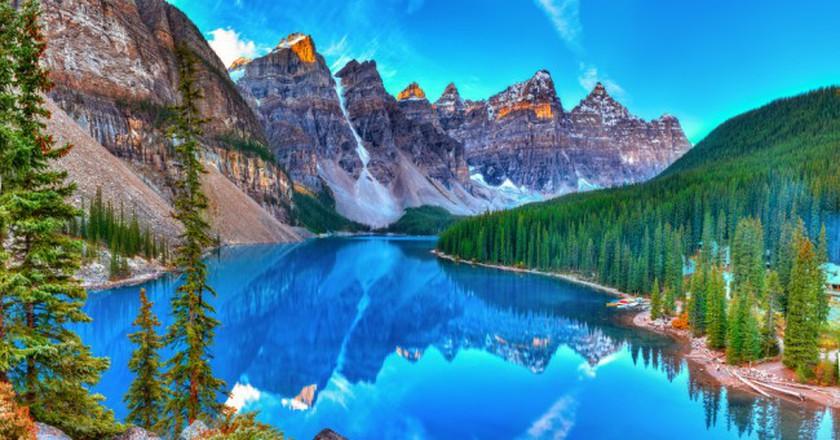 Banff National Park | © Zhukova Valentyna / Shutterstock