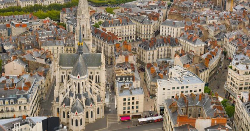 Nantes  ©SergiyN/Shutterstock