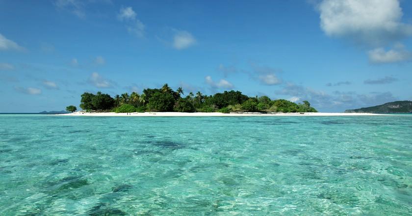 Panasia Island, Papua New Guinea | © Guido Amrein Switzerland / Shutterstock