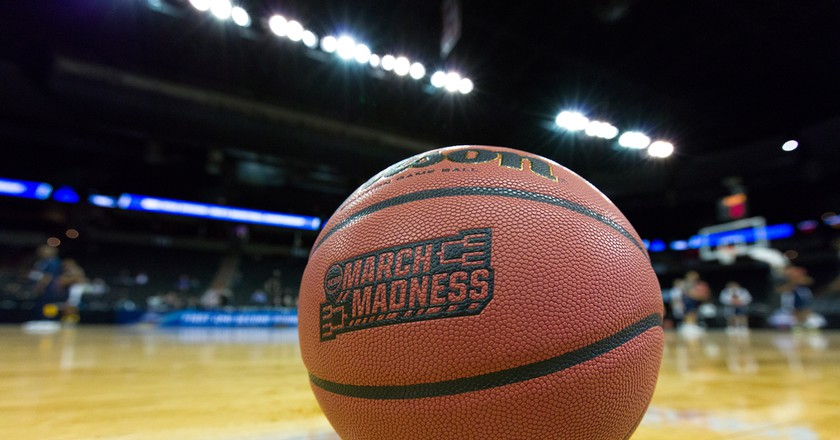 The annual men's basketball tournament began in 1939 | ©Al Sermeno Photography/Shutterstock