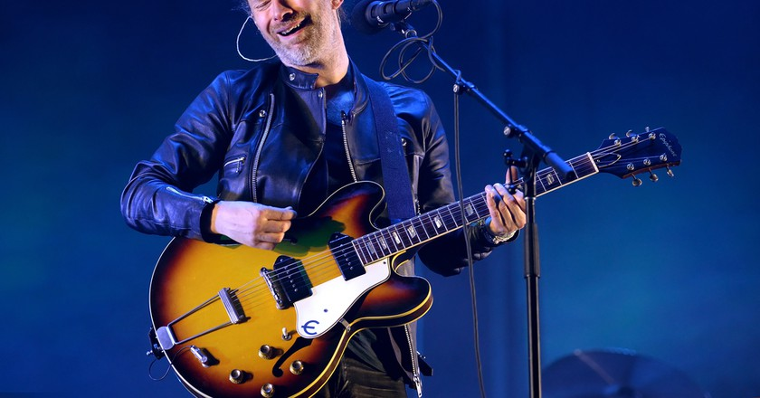 Radiohead have already been confirmed   © Shutterstock / Christian Bertrand
