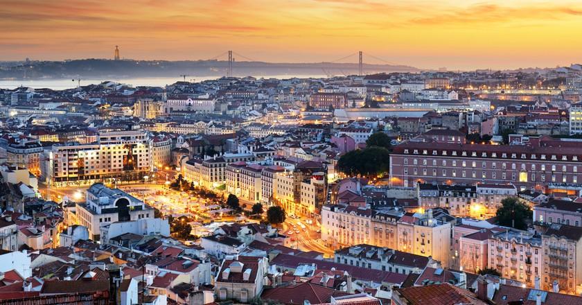 Sunset over Lisbon | © TTstudio/Shutterstock