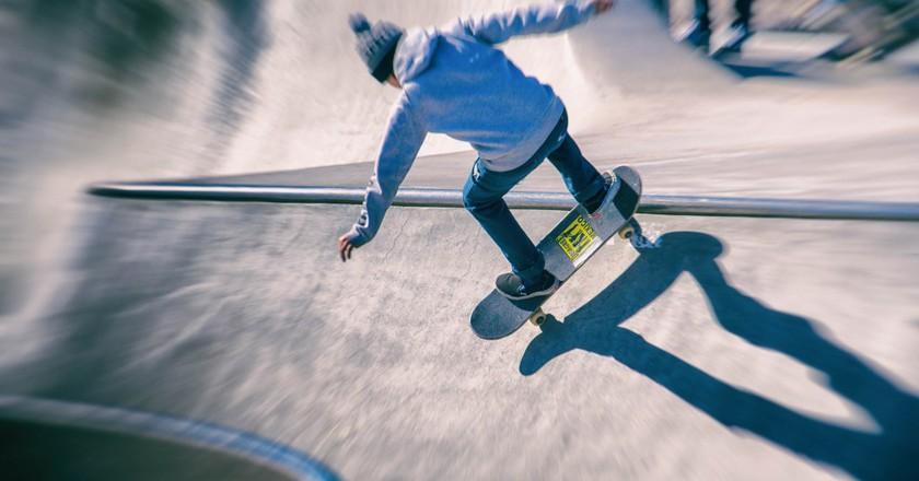 Malmö is a serious skateboarding city | ©Maria Eklind / Flickr