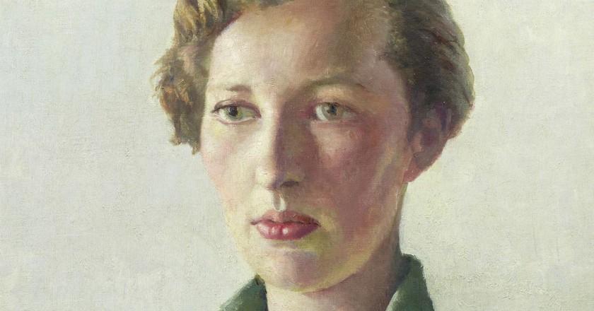 Sue Palmer By Harold Harvey | © WikiCommons