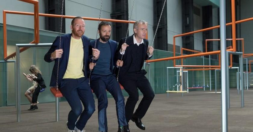 Jakob Fenger, Bjørnstjerne Christiansen and Rasmus Nielsen | Photo: © Tate