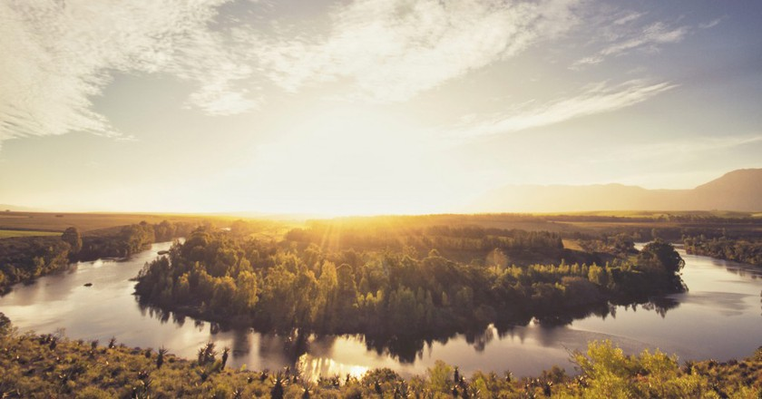 The Breede River outside Swellendam   ©Atelier Design Studio/Flickr