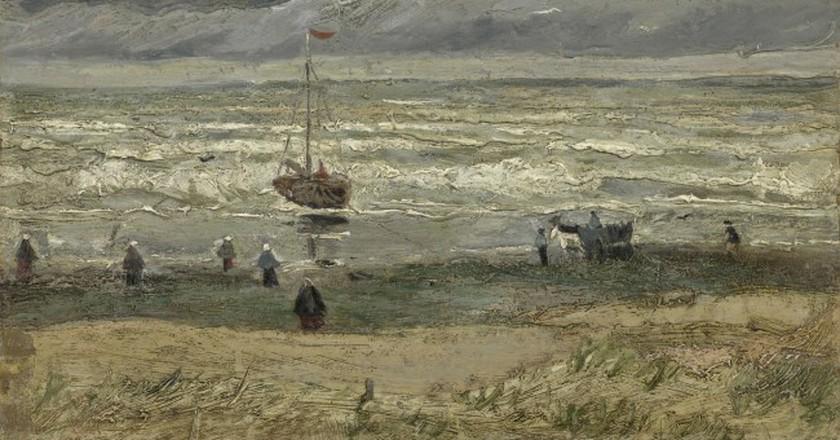 Vincent van Gogh: View of the Sea at Scheveningen, 1882 | © Van Gogh Museum, Amsterdam