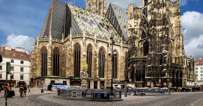 A Brief History Of Vienna S St Stephen S Cathedral