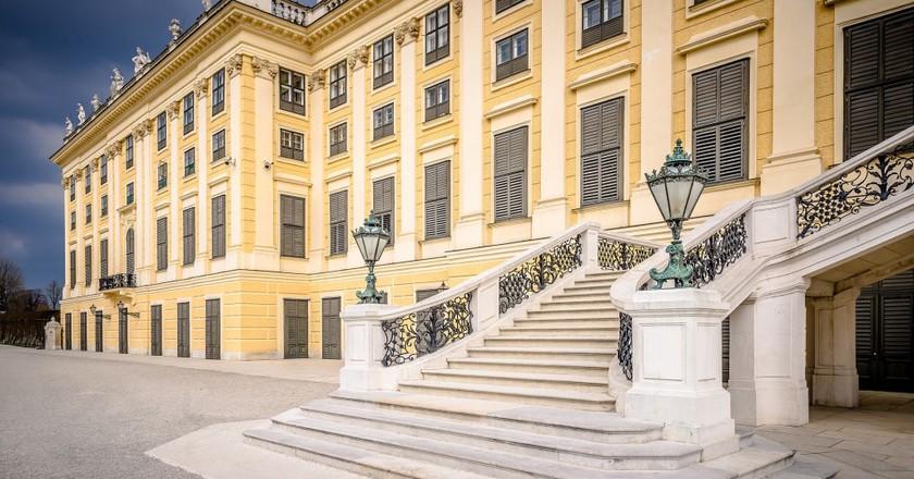 Schonbrunn Palace In Vienna   ©  jpeter2 / Pixabay