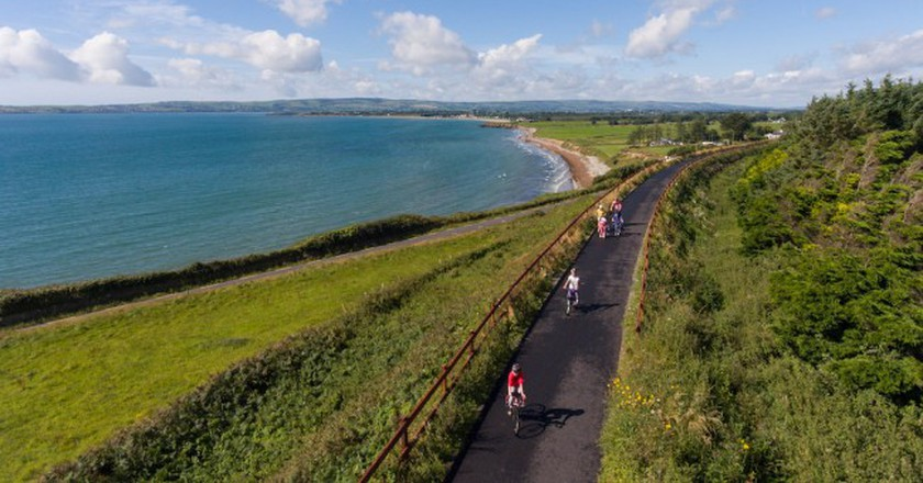 The Waterford Greenway   © Patrick Browne / Courtesy of Visit Waterford