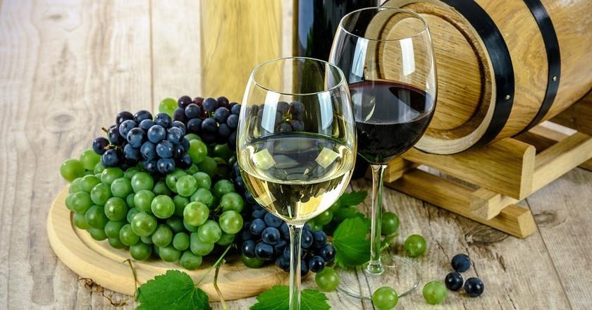 Wine Pixabay