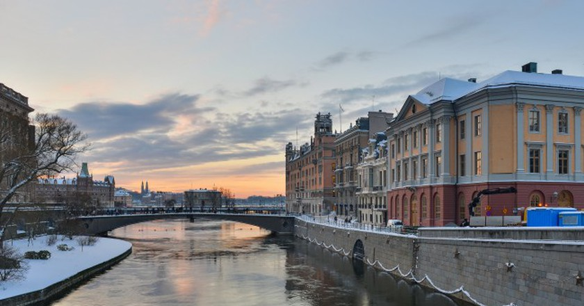 Fabulous Stockholm winter | ©Arild/Flickr