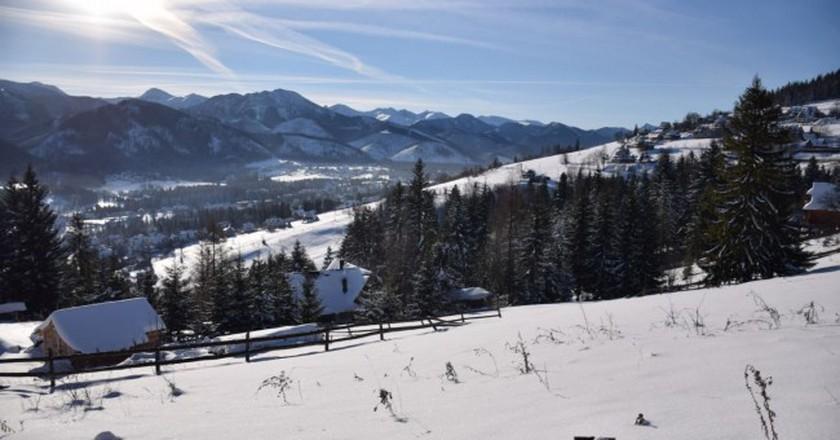 View across the Zakopane Valley | © JRF/LiveKrakow