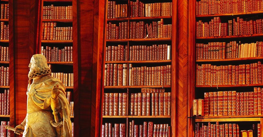 Imperial Palace: Austrian National Library©WienTourismus/MAXUM