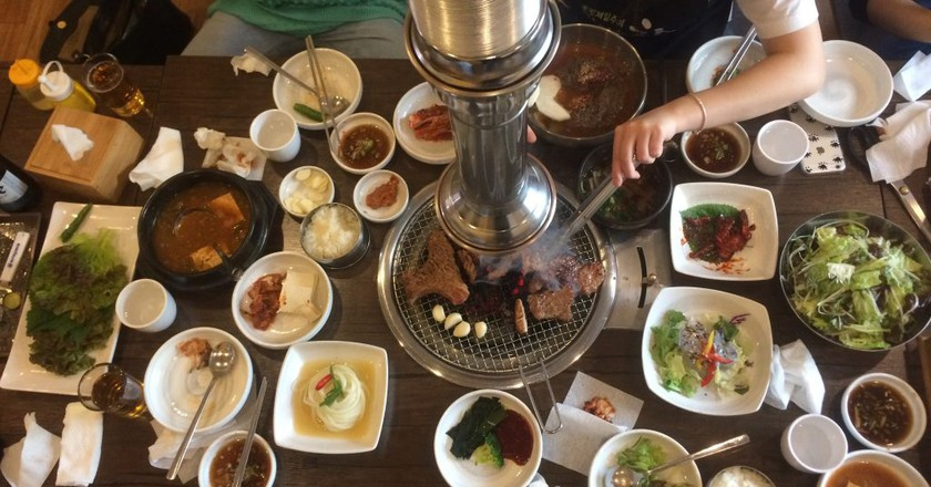 Korean BBQ | Abby Narishkin