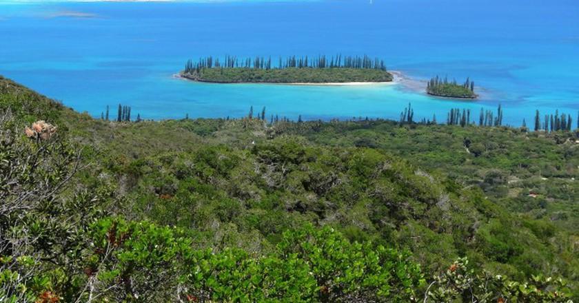 Isle of Pines, New Caledonia | ©Thomas Ballandras / Flickr