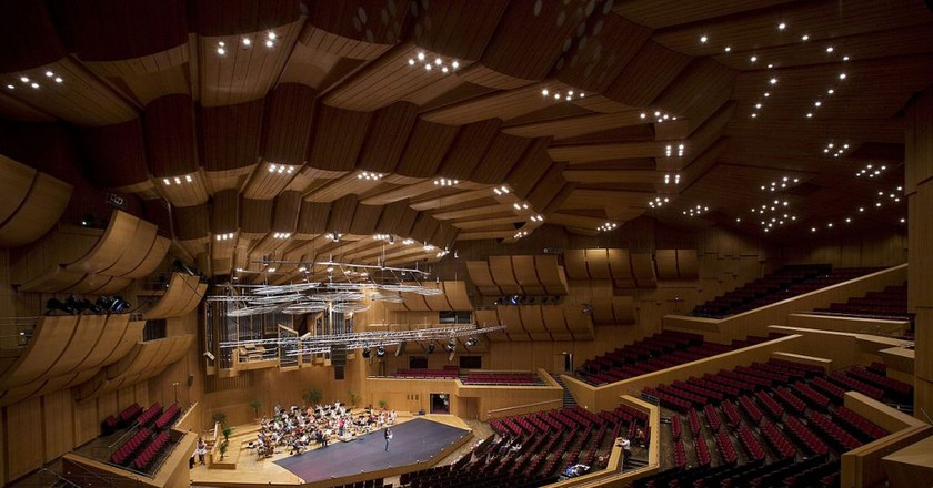 The Gasteig main auditorium | © Jorge Royan / WikiCommons