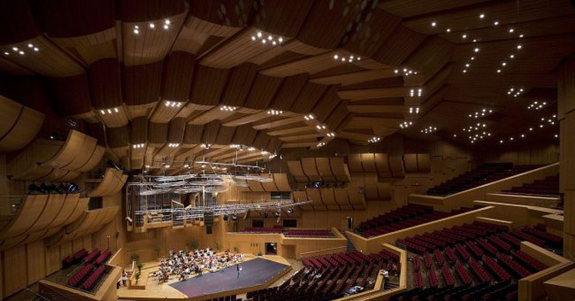 The Gasteig main auditorium | © Jorge Royan / WikiCommons