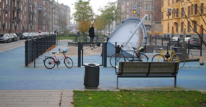 Sønder_Boulevard Playground | © Max Katz / Wikimedia Commons