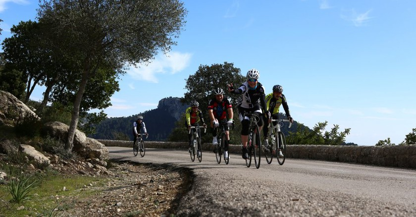 Cycling in Mallorca   © Sport Import/Flickr