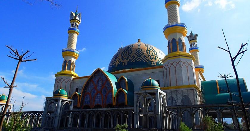 Mosque in Lombok, Indonesia  ©SarahTz / Flickr